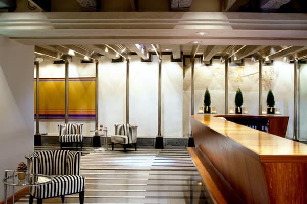 Die Lobby - WIDDER HOTEL ZÜRICH